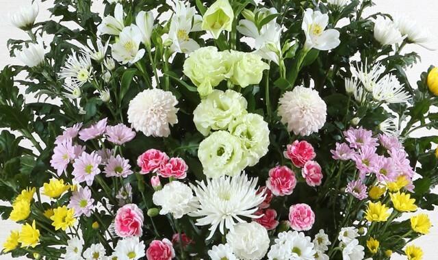 供花の注文