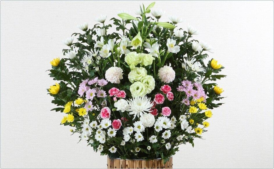 生花盛り花